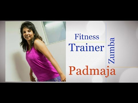 Career As Fitness Trainer (Zumba) - YouTube