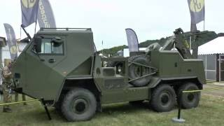 Latest additions to Supacat's HMT family of vehicles
