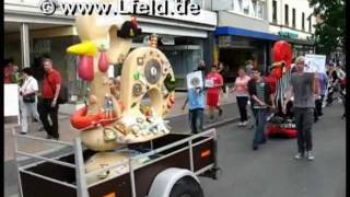 preview picture of video 'Hahnenparade Langenfeld Rheinland 2011'