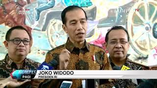 Puan & Pramono Disebut Setnov, Jokowi: Proses Jika Terbukti! | Kholo.pk