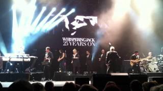 John Farnham - Pressure Down | Whispering Jack 25th Anniversary | Qpac Brisbane | 2nd November 2011