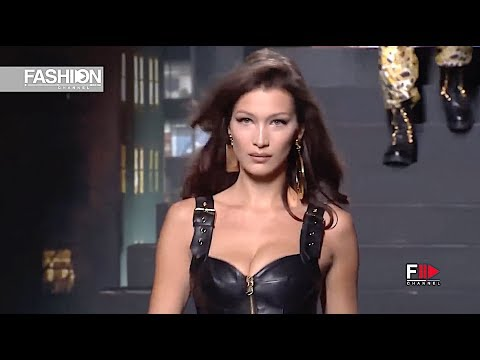 MOSCHINO [tv] H&M fashion show in New York - Fashion Channel
