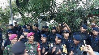 Beri Dukungan TNI Polri, Ormas Ingin Aparat Tindak Tegas Perusuh Demokrasi