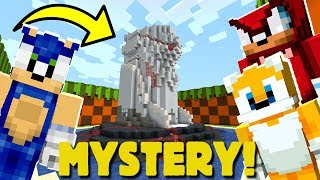 Minecraft Sonic The Hedgehog   Sonic Finds A MYSTERY Building! [24]