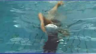 Freestyle - 자유형 팔꺽기 (연결동작(콤비네이션))