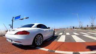 FPV - Car follow(bmw z4)