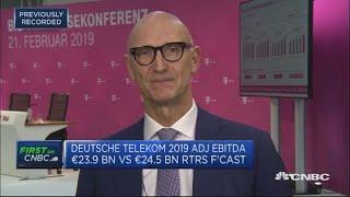 US is our star market, Deutsche Telekom CEO says | Street Signs Europe