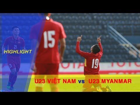 Quang Hải lập lập cú đúp siêu phẩm, U23 Việt Nam thắng trận đầu tiên tại M-150 Cup