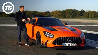[Top Gear] 11 Things You Need To Know About The Mercedes-AMG GT Black Series