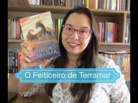 O Feiticeiro de Terramar de Ursula K. Le Guin | Editora Arqueiro  | Blog Leitura Mania
