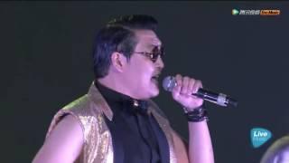 SNH48 & PSY - Gentleman, Gangnam style, 小苹果, 倍儿爽