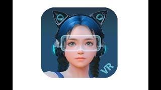 The VR Shop - VR GirlFriend - Google Cardboard Gameplay