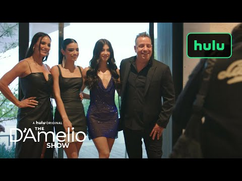 The D'Amelio Show First Look | Hulu