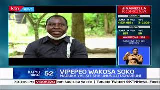 Wakulima wa vipepeo Arabuko Sokoke wakadiria hasara COVID-19 ikilazimu maduka kusitisha ununuzi