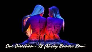 One Direction 18 (Nicky Romero Remix)