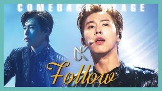 [Solo  Stage] U-KNOW - Intro + Follow ,  유노윤호 -  Intro + Follow   Show   Music core 20190615