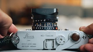 (How To) Zone Focus with a Leica Rangefinder and NEVER miss focus!