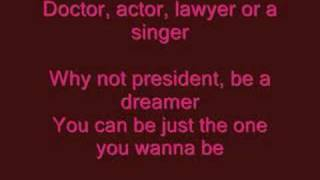 Darin-B what U wanna B (lyrics)