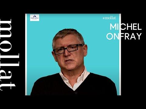 """Michel Onfray présente  """"Les Essais"""" de Montaigne"""