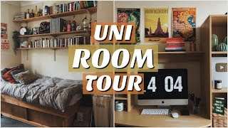 uk university room tour (durham uni student house)