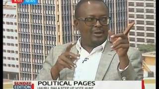 Political pages: 23rd July 2017; Sunday edition Pt 1