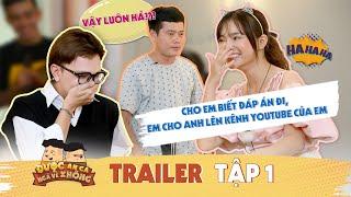 ĐACNVK Trailer #1 | Khương Dừa, Anh Thám Tử trố mắt khi Yeye Nhật Hạ liên tục xài chiêu gài hàng