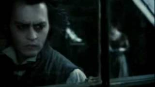 Sweeney Todd/Mrs Lovett: Please Dont Leave Me. [Pink]