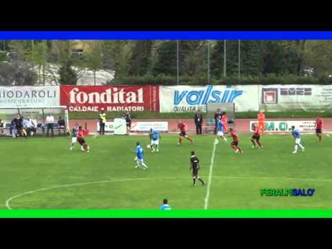 immagine di anteprima del video: FERALPISALO´-SAN MARINO 1-1
