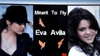Alyson singing Meant To Fly (Eva Avila)