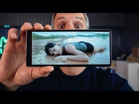 Sony Xperia 10 Plus Écran LCD + Tactile pré-assemblés avec Outils