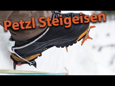 Petzl Steigeisen - Vasak, Sarken, Dart