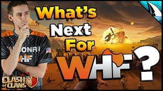 *FUTURE OF WHF?* And Customizable Jersey! Are You Ready To Join? | Clash of Clans