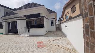3 BEDROOM Boungalow at  Ajah Lagos Nigeria | House for Sale in Ajah