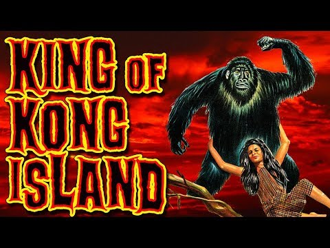 Bad Movie Review: King of Kong Island AKA Eve, the Wild Woman