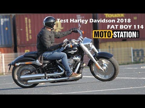 HARLEY-DAVIDSON FLFBS FAT BOY 114 CI