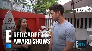 Aly Raisman Opens Up On Gabby Douglas Criticism | E! Red Carpet & Award Shows
