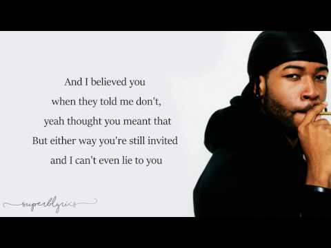 PARTYNEXTDOOR  Come And See Me Lyrics Ft  Drake