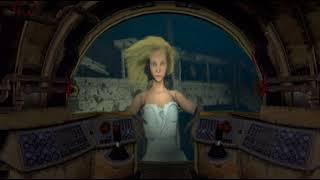 VR 360° TITANIC Su altı görüntüleri animasyon