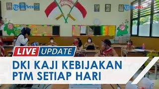 Tak Jadi Dilakukan Setiap Hari, PTM Terbatas Dikaji Ulang Dinas Pendidikan DKI Jakarta