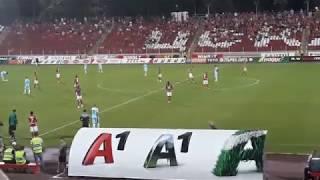 ЦСКА 3:0 Дунав.05.08.2018г. Пропуск на Евандро да Силва.