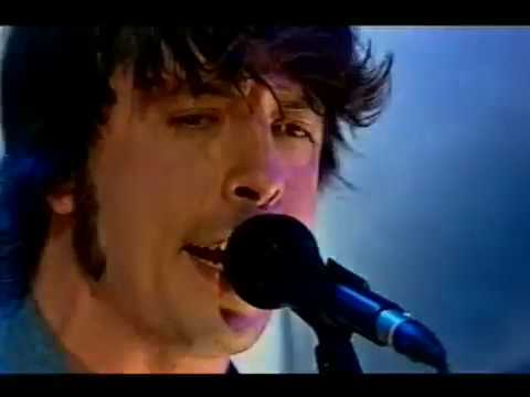 Foo Fighters - All My Life   Rove Live 2002