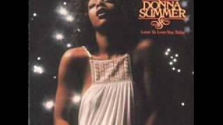 Need-A-Man Blues Donna Summer