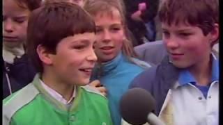 Late TV: Nieuwe herten voor dierenpark Echt (1987)
