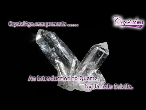 Healing Crystals Guide - Quartz