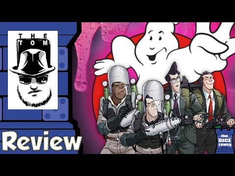 Ghostbusters II: The Board Game Review - with Tom Vasel