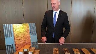 GOLD - USD - El Bundesbank adelanta una nueva repatriación del oro alemán en el extranjero - economy