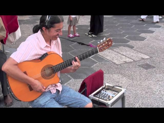 Street Music (Spanish Folk) No.5
