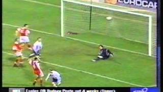 1998 October 21 Arsenal England 1 Dinamo Kiev Ukraine 1 Champions League
