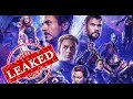 Avengers End Game leaked footage real || professor hulk clips in avengers End Game leaked