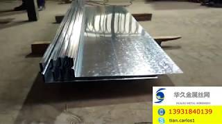 How to Bend Galvanized Steel Sheets (2)